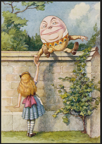 "alice in wonderland and through the looking glass essay Discover lewis carroll's 'alice in wonderland': background alice's adventures in wonderland"" and ""through the looking glass and what alice found."